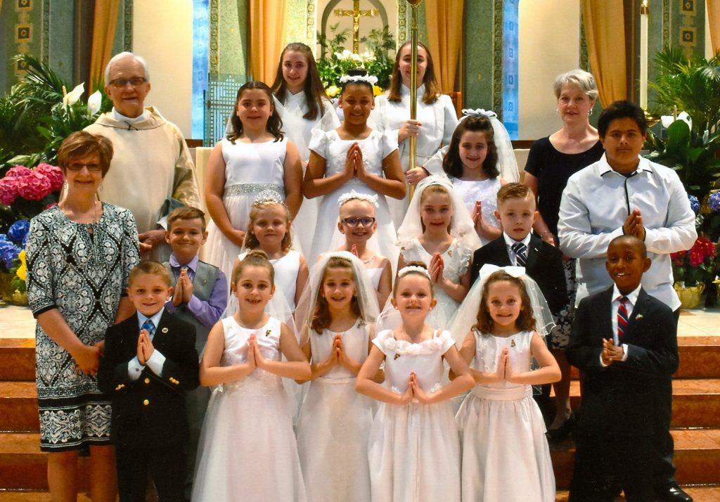 Parish First Holy Communion Photos - Proclaim